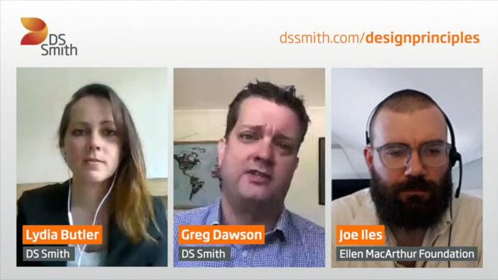 DS Smith livestream